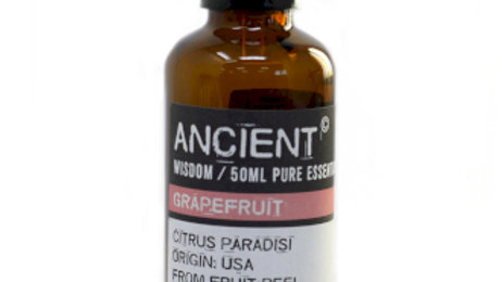 Grapefruit 50ml Pure Essential Oil
