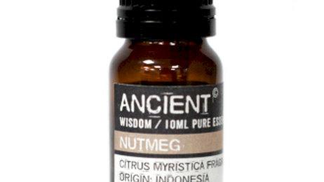 Nutmeg Pure Essential Oil 10ml