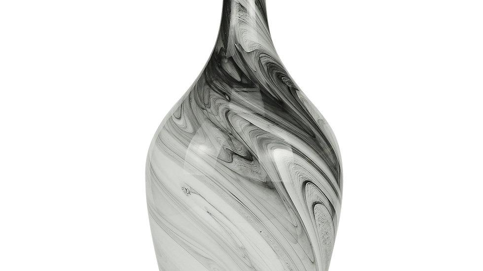 Aroma Atomiser - Glass Abstract Grey UK Plug
