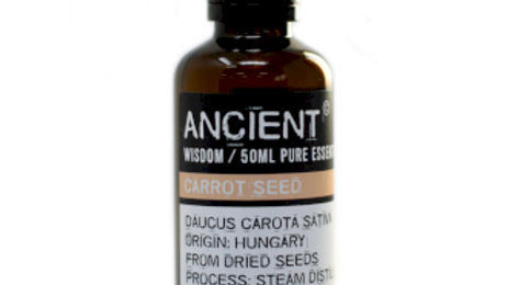 Carrot Seed 50ml Pure Essential Oil
