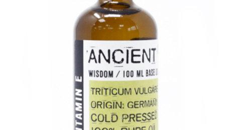 Natural Vitamin E Oil - 100ml