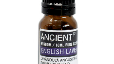 English Lavender Pure Essential Oil 10ml