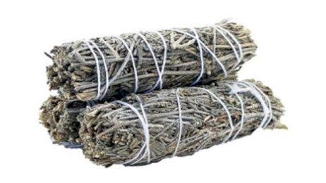 Lavender Sage 10cm Smudge Stick