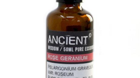 Rose Geranium 50ml Pure Essential Oil