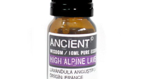 High Alpine Lavender Pure Essential Oil 10ml