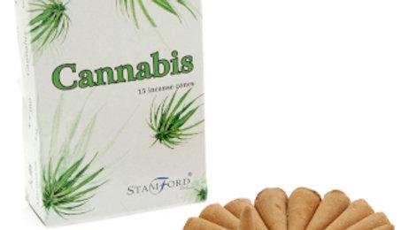 Stamford Cannabis Incense Cones