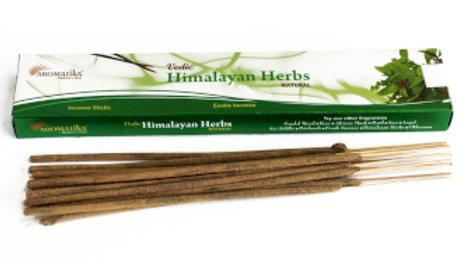 Vedic - Himalayan Herbs Incense Sticks