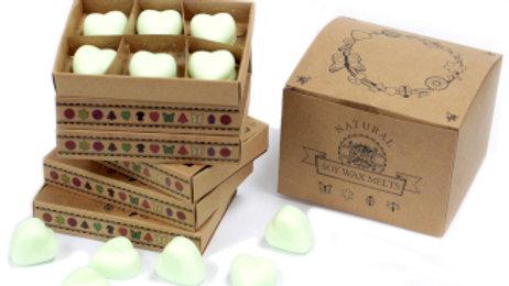 Brandy Butter Box of 6 Wax Melts