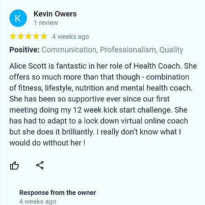 Google review 5 star