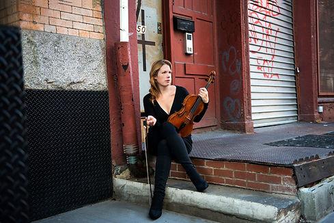 Jessica Meyer Viola pic Cityscape - Ana