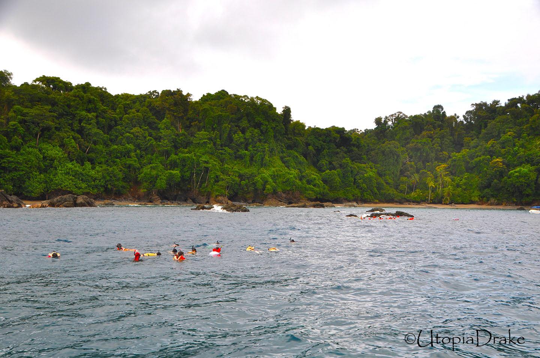 Tour snorkeling Isla del Caño