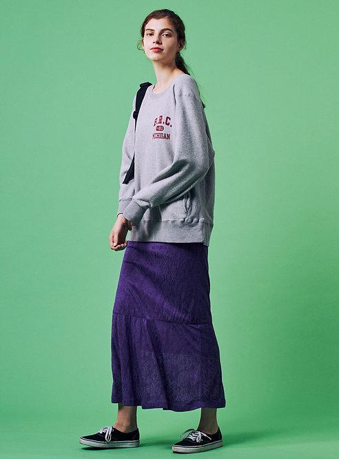 Lace Jacquard Skirt