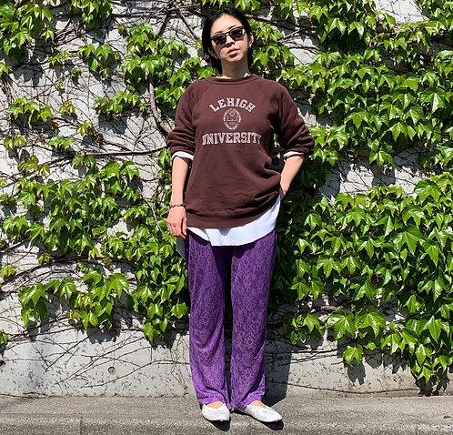 Lace Jacquard Pants