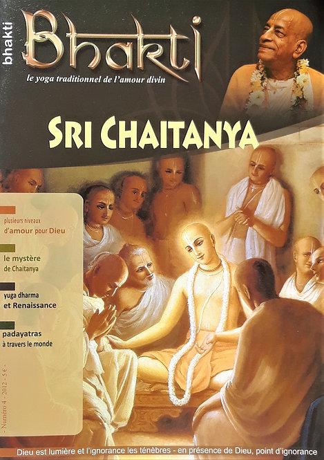 Bhakti : Śrī Caitanya (Magazine)