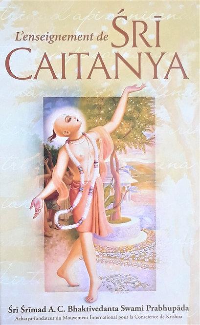 L'enseignement de Śri Caitanya