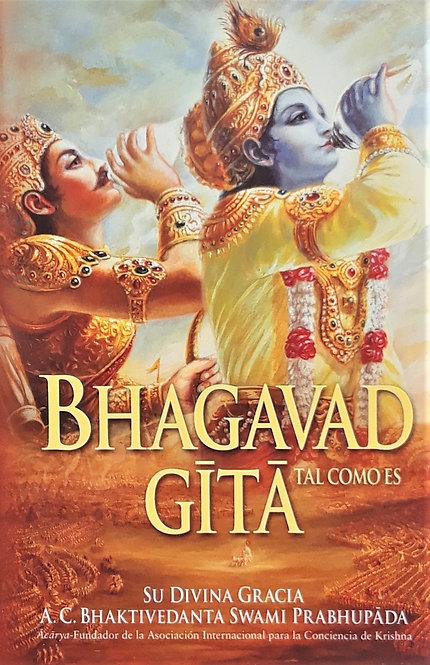 Bhagavad-Gītā Tal Como Es
