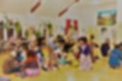 Salle de Prasadam