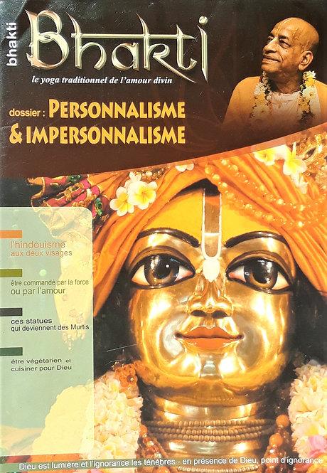 Bhakti : Personnalisme et Impersonnalisme (Magazine)
