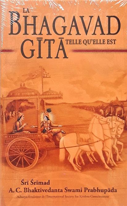 La Bhagavad-Gītā Telle qu'elle est (de poche)