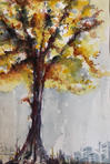 Senza titolo (acquerello) Fausta Maria Sala