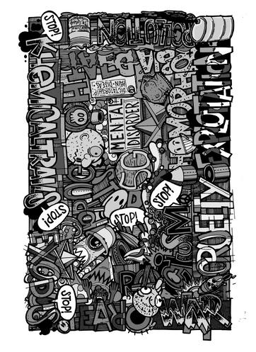 bad-wordcolorgrayscale Massimo De Giglio