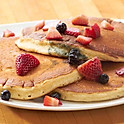 BUILD YOUR OWN PANCAKES
