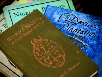 Witchcraft & Folklore: An Interview with Nigel Pearson