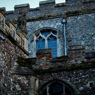 St. Mary's Church - Mendlesham