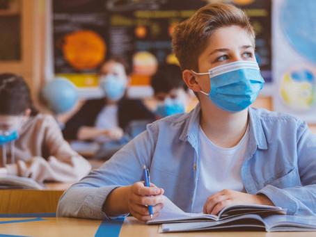 Masques à l'école: quelles conséquences pour les enfants?