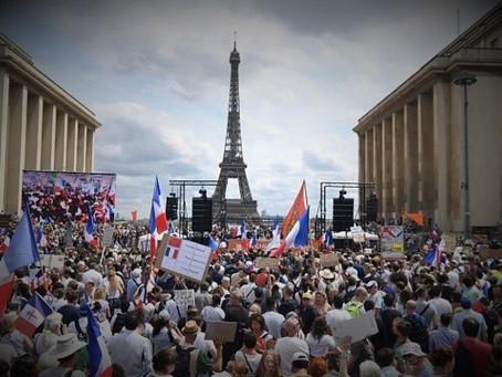 La fureur est désordonnée au sein d'une France divisée