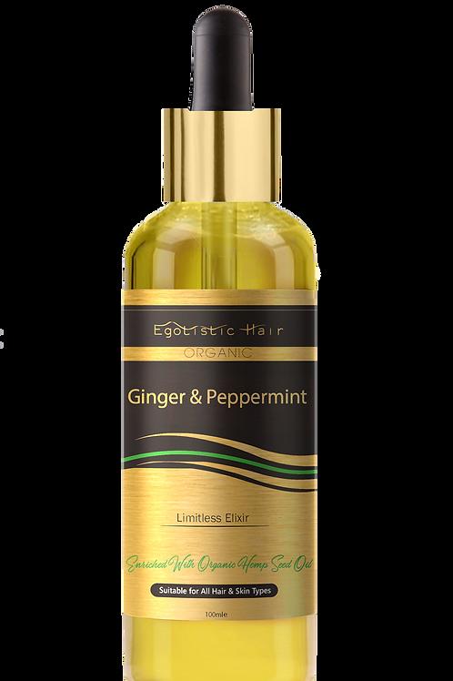 Ginger & Peppermint - Limitless Elixir Beauty Oil