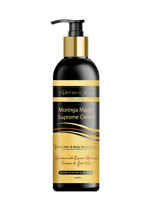 Moringa Magic - Supreme Creme Body Moisturiser