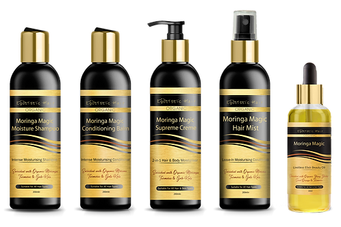 Moringa Magic - Collection