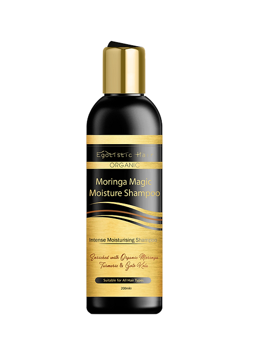 Moringa Magic - Shampoo