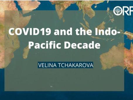 COVID19 and the Indo-Pacific Decade