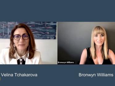 A new New World Order?   Bronwyn Williams & Velina Tchakarova