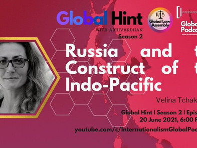 Russia's role in the Indo-Pacific