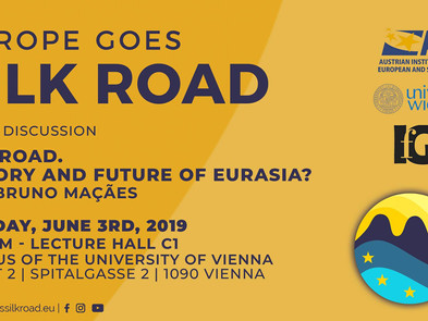 EUROPE GOES SILK ROAD Panel Discussion