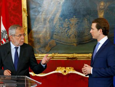 Sebastian Kurz's Austrian template in tatters after Strache scandal