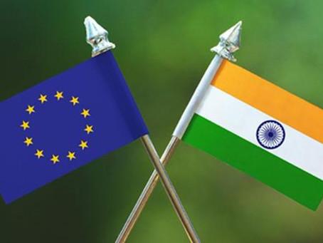 Establishing a Far-Reaching Partnership between the EU and India