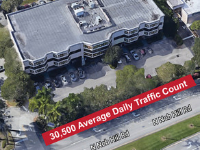 Flex + Office Space for Lease in Sunrise