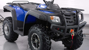 Quad Bikes supplied to Ghana, West Africa