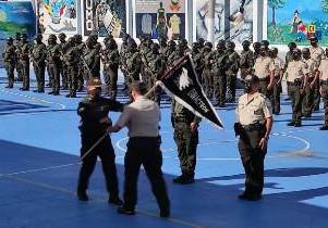 Unidad de Contingencia Fronteriza tiene nuevo mando en la zona norte