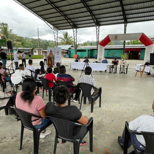 Proyecto conéctate Ibarra llega a la parroquia de Lita