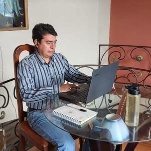 Oscar Caicedo es el nuevo vicealcalde de Ibarra