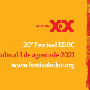 La XX edición del Festival Edoc arranca este sábado