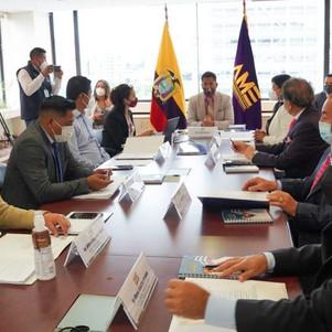 Comité Ejecutivo de AME tuvo su primera reunión en Quito