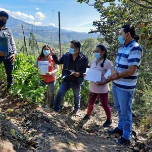 MAG entrega cinco diseños gratuitos para riego, a productores de Imantag