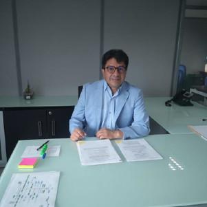 Nuevo director de planificación de EMELNORTE
