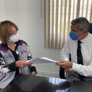 MIES firma convenios de cooperación para atender a grupos prioritarios de Imbabura
